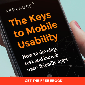 The Keys to Mobile Usability